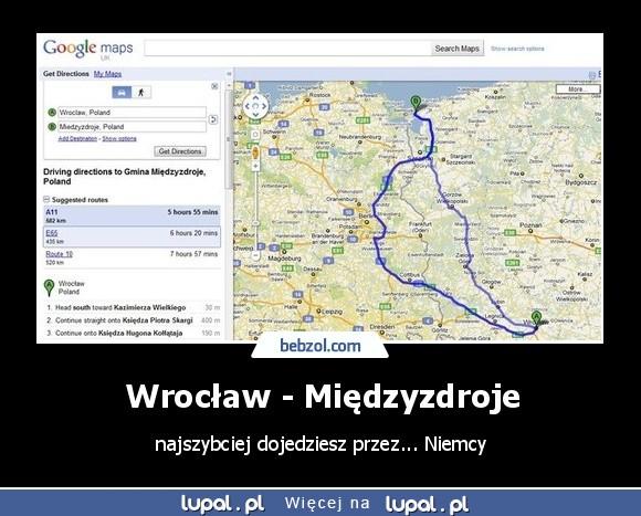 Wrocław – Międzyzdroje