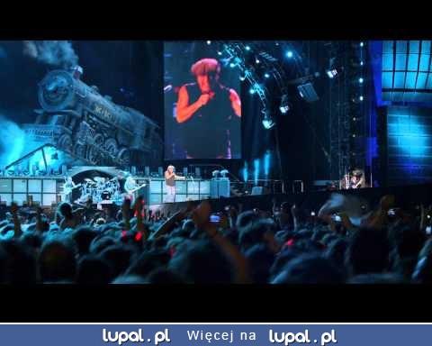 Świetny klip z koncertu AC/DC