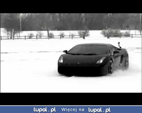 Taka tam terenówka na zimę :)
