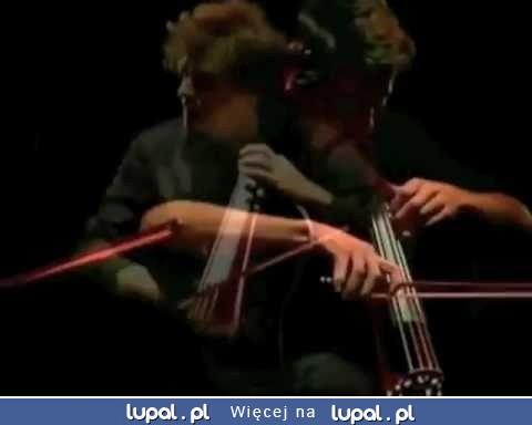Smooth Crminal na wiolonczelach
