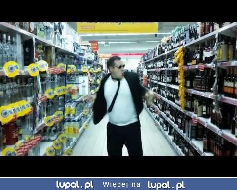 Polska parodia Gangnam Style (VODKA Style)